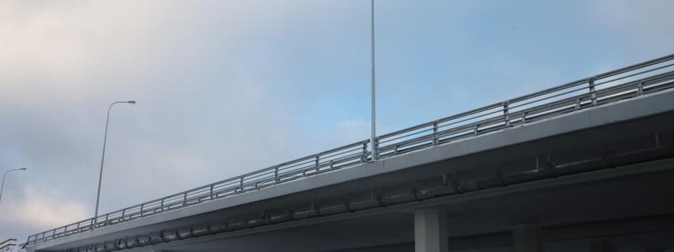 Гидроизоляция мостового полотна