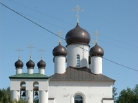 Церковь Спасо-Преображения посёлок Тярлево, Церковь Спасо-Преображения посёлок Тярлево