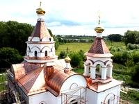 Церковь Иверской иконы Божией Матери  г.Барнаул, Церковь Иверской иконы Божией Матери  г.Барнаул